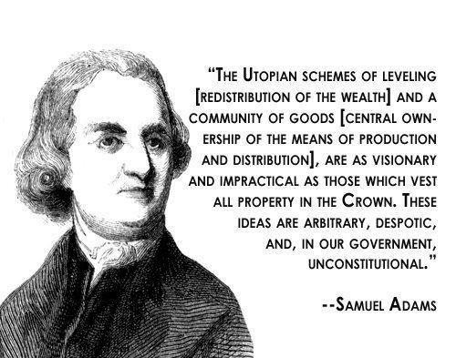 Samuel Adams Quotes Adorable Samuel Adams Leveling The Cassandra Times