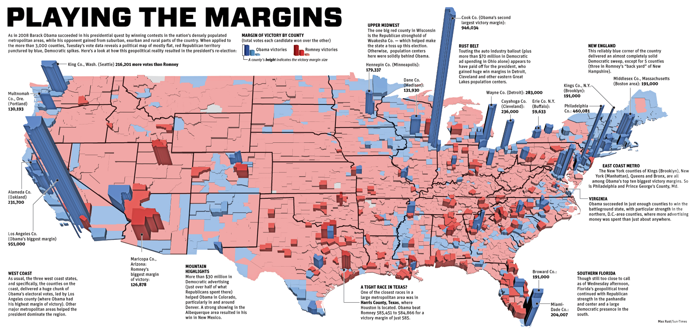 TheDC Predicts The Winner Of The Presidential The Daily Caller - 2012 presidential election us map