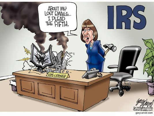 Occam's Razor Cuts Lois Lerner and IRS