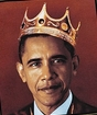 All Hail King Barack I