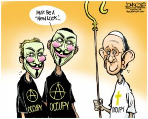 Pope Francis' Misguided Attack on Libertarianism